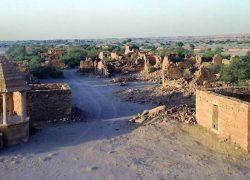 Kuldhara Haunted Village in Rajasthan