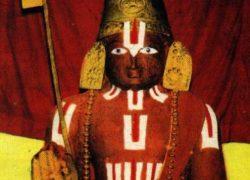 900 Years old Ramanujacharya Original Body preserved in SriRangam Temple