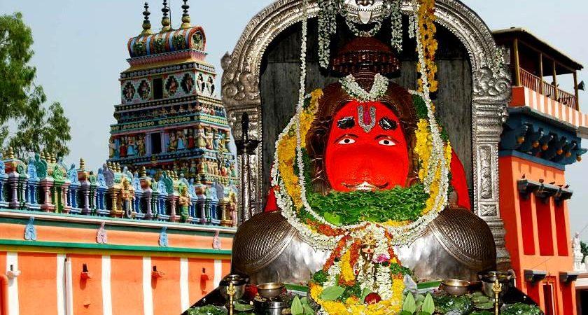 Hanuman who scared Aurangzeb