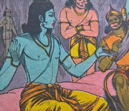 Muhurtas described in Ramayana