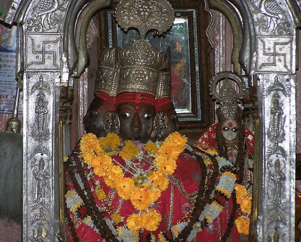 Brahma Temple, Pushkar