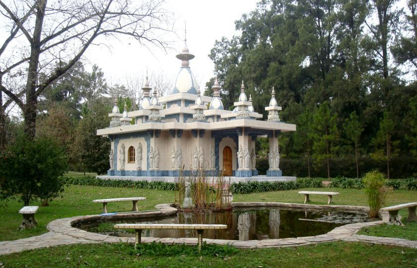 Hastinapura Argentina Hindu Temple