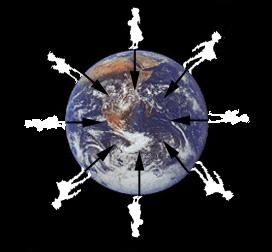 gravitational force prasnopanishad