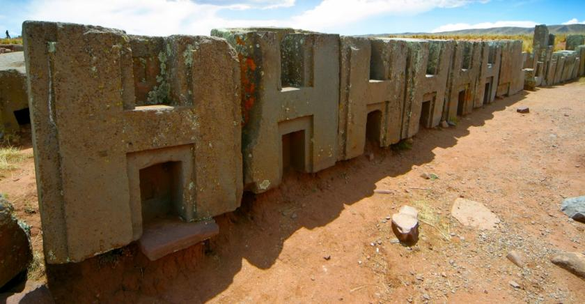 Unsolved Mystery Of Puma Punku Swastika Symbol Ancient Technology