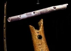 40000 years old Ancient Bone Flutes in Germany