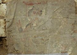 Oldest Painting of Jesus Christ (6th Century) discovered in Egyptian Tomb