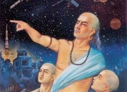 Aryabhata contributes 'ZERO, Pi' etc to Mathematics and calculates Eclipses in Astronomy