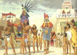 Aztecs in Mexico are Sarpa race in Mahabharata