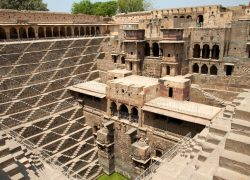Chand Baori, World's largest Step-Well in India