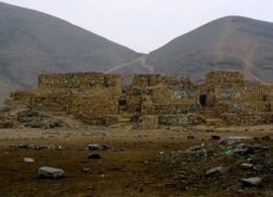 5000 Years old Temple of Fire (Havan Kund) discovered in Peru