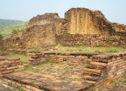 5000 years old Jarasandha Akhara at Rajgir (Girivrajapura)