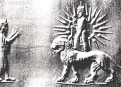 Goddess Anahita, Sekhmet are forms of Durga