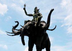 Indra in Hinduism, Buddhism, Jainism, Taoism, Zoroastrian, Europe, Bali