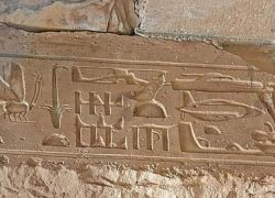 Abydos Helicopter in Egypt