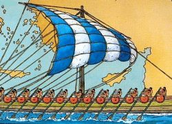 Ancient Maritime (Shipping & Navigation) History of Human Civilizations