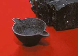 300 Million Years old Cast Iron Cup found in Oklahoma