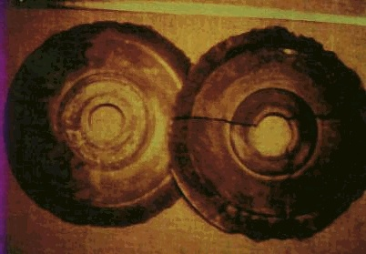 Dropa Stones ! Ancient Gramophone Records?