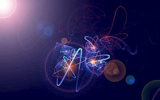 Hexatoms and Photons in Bhagavata Purana