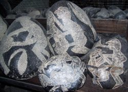 Mysterious Diagrams on Ica Stones, Peru