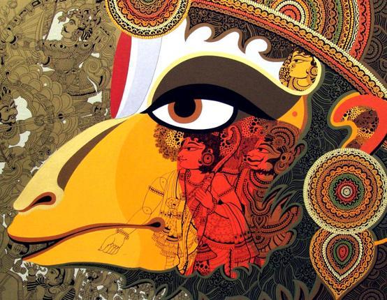 Jambavantha Race in Ramayana were not Bears