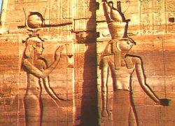 Vedic Yoga Mudras in Egyptian and Sumerian Statues