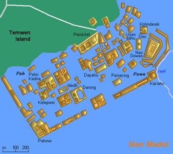Mysterious City of Nan Madol
