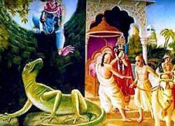 Dinosaurs mentioned in Bhagavata Purana