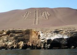 New Zealand & Paracas Trident in Peru – Ramayana Connection