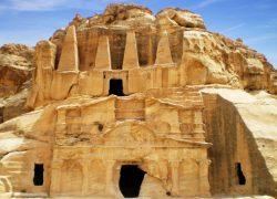 Ancient (Lost) City of PETRA in Jordan