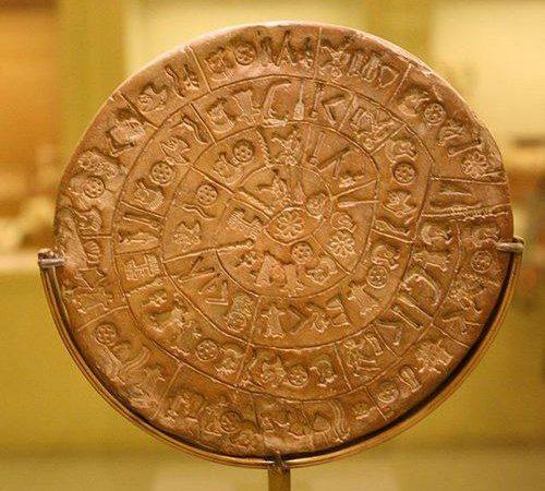 Mystery of Phaistos Disc