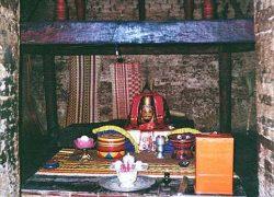 Po Klong Garai temple of Mukhalinga Siva in Vietnam