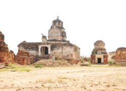 108 Buried Siva Temples found at Siddhavatam