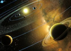 Solar System, Centrifugal & Centripetal Forces, Eclipses in Vedas