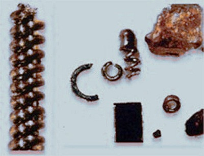 Springs, Screws and Metals from Russia