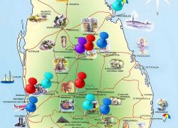 Ramayana sites in Sri Lanka