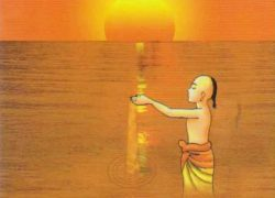 Surya Arghya – Offering water to Sun, Procedure, Mantra & Health Benefits