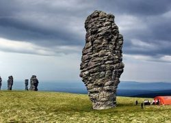 Mysteries of URAL Megalithic Structures