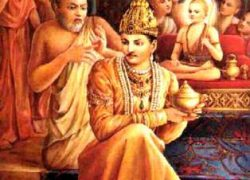 King Mahabali went to Patala Loka (South America)