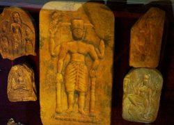 4000 years old Vishnu deity statues in Vietnam