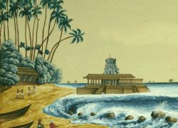 Visakheswara temple found off India's East Coast at Visakhapatnam