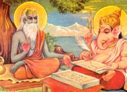 Mahabharata was originally named 'Jaya' with 8800 slokas