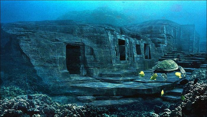 Yonaguni Island, 14,000 years old in Japan - Archeology
