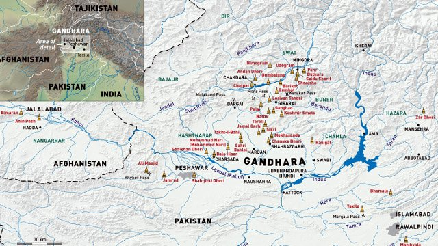 Image result for Gandhara