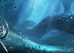 Sea Monster in Ramayana & Bhagavatam