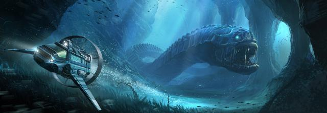 sea monster in ramayana bhagavatam puranas