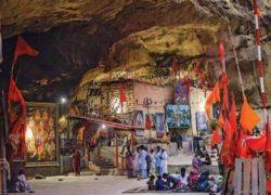 Hinglaj Mata Mandir in Balochistan, Pakistan