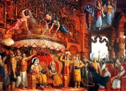 Retelling Ramayana through Padma Purana
