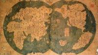 Zheng He from China, discovered America in 1418 CE before Columbus