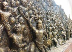 Paika Rebellion in 1817 in Odisha against East India Company