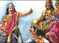 World's First Suicide Squad lead by Susarma in Mahabharata